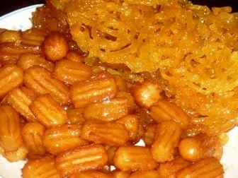 قیمت زولبیا و بامیه در ماه رمضان چقدر است؟