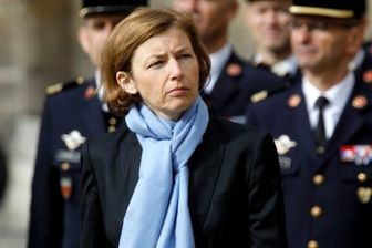 وزیر دفاع فرانسه راهی اردن می شود