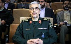 سرلشکر باقری: نتیجه جنگ با ایران شکست و اسارت برای دشمن است