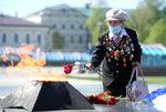 آمار کرونا در روسیه از 308000 نفر گذشت