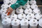 تولید روزانه 2.5 میلیون ماسک سه لایه در کشور