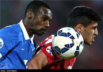 آرزویم صعود با پرسپولیس به فینال لیگ قهرمانان آسیاست