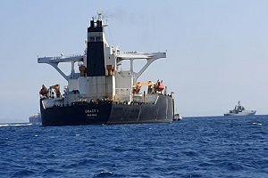 توقیف نفتکش ایرانی از همان ابتدا غیرقانونی بود/ فیلم