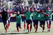 برنامه بازی های تدارکاتی تیم ملی امید مشخص شد