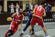 بسکتبال سه نفره آقایان آسیایی شد