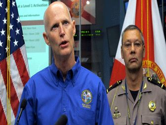 Scott to Romney: Fla. ready for Isaac