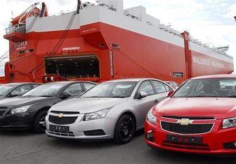 جدیدترین قیمت خودرو های وارداتی در بازار امروز 3 مهر 1400+ جدول