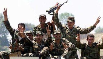 ارتش سوریه شهر کسب را بازپس گرفت