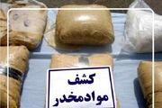 دستگیری زوج مواد فروش با ۴۰ کیلو تریاک