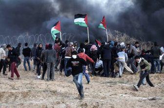 ۱۳۰ درگیری در غزه و کرانه باختری رخ داد