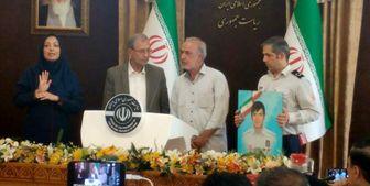 سخنگوی دولت از آتشنشانان تجلیل کرد