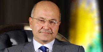 برهم صالح بر ضرورت همکاری با اتحادیه اروپا تاکید کرد