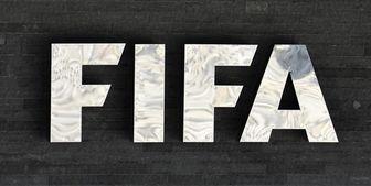 عربستان از نقشه فیفا حذف شد!