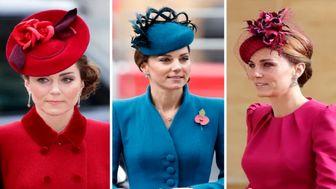 کلاه شاپوهای عروس ملکه انگلیس حامل چه پیامی است؟