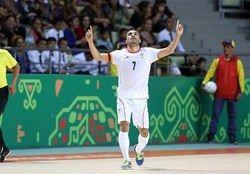 یک ایرانی بهترین بازیکن فوتسال قهرمانی آسیا