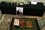 مراسم تشییع پیکر آیتالله محمد مؤمن/ گزارش تصویری