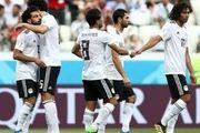 جریمه فدراسیون فوتبال مصر به خاطر بازی با کویت