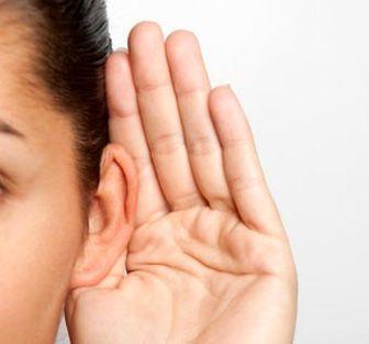 شنیدن کافی نیست، باید گوش بدهید!