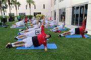 آخرین وضعیت تمرینی تیم ملی در ابوظبی