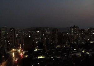 علت قطعی برق در تهران و برخی شهرها