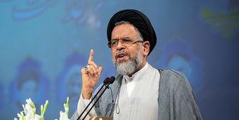 وزیر اطلاعات: عزت ما در ایستادگی و مقاومت است