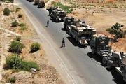 کاروان لجستیک آمریکا به شرق سوریه رسید