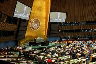 مجمع عمومی به فلسطینیان اجازه میدهد برای عضویت کامل در سازمان ملل تلاش کنند