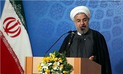 روحانی: در مسائل سیاسی زود رو در روی هم قرار میگیریم