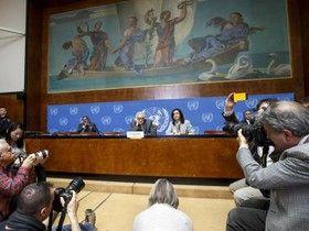 موضوع نشست دومین روز مذاکرات ژنو