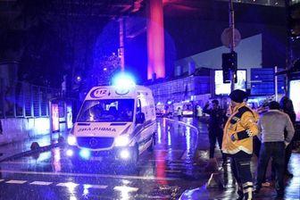 زندانی فراری به 9 نفر را در استانبول حمله کرد