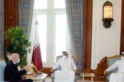 ملاقات رئیس فیفا با امیر قطر درباره جام جهانی 2022