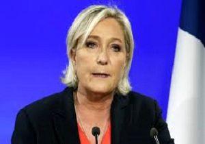 درخواست مارین لوپن برای استعفای وزیر داخلی فرانسه