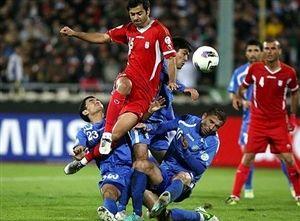 تیم ملی ایران در 6 دیدار برابر ازبکستان
