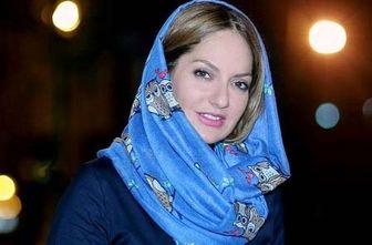 """تیپ بیش از حد خاص """"مهناز افشار"""" در جشنواره فجر/عکس"""