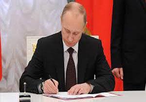 تاکید پوتین بر لزوم خروج نظامیان خارجی از سوریه