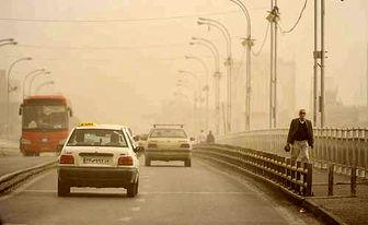 کیفیت هوای اهواز در شرایط خطرناک