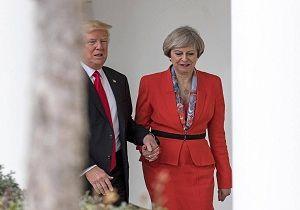 تعیین زمان سفر ترامپ به لندن