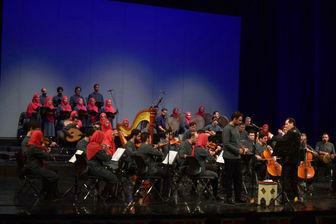 رونمایی از ارکستر «مانجین»/ اجرا در ترسناکترین تالار دنیا