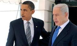 کشمکش اوباما - نتانیاهو برای گرفتن امتیاز از ایران