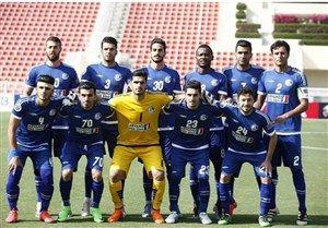 ترکیب استقلال خوزستان مقابل سیاه جامگان