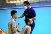 وضعیت نگرانکننده در تیم ملی والیبال