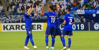 انتخاب تیم منتخب دیدار رفت فینال لیگ قهرمانان آسیا