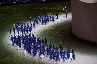جایگاه سومی کاروان ایران در بازیهای داخل سالن