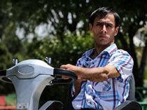 معلول ایرانی که ۱۳۰ اختراع دارد!