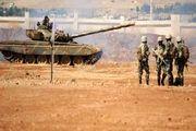 هلاکت ۳ عنصر تکفیری توسط ارتش سوریه