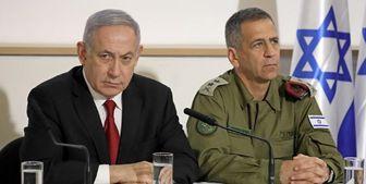 یک اتفاق عجیب در نشست کابینه رژیم صهیونیستی