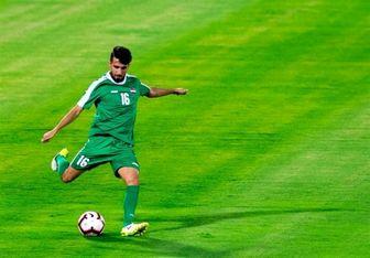 ستایش یک رسانه قطری از بازیکن ملی پوش پرسپولیس