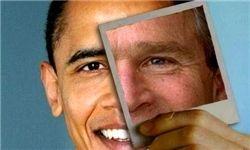 تفاوت سیاست خارجی بوش و اوباما