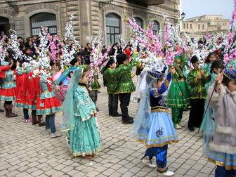 جشن نوروز در مقر سازمان همکاری شانگهای