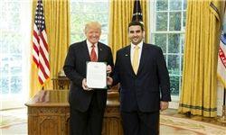 ادعاهای ضدایرانی سفیر جدید ریاض در واشنگتن